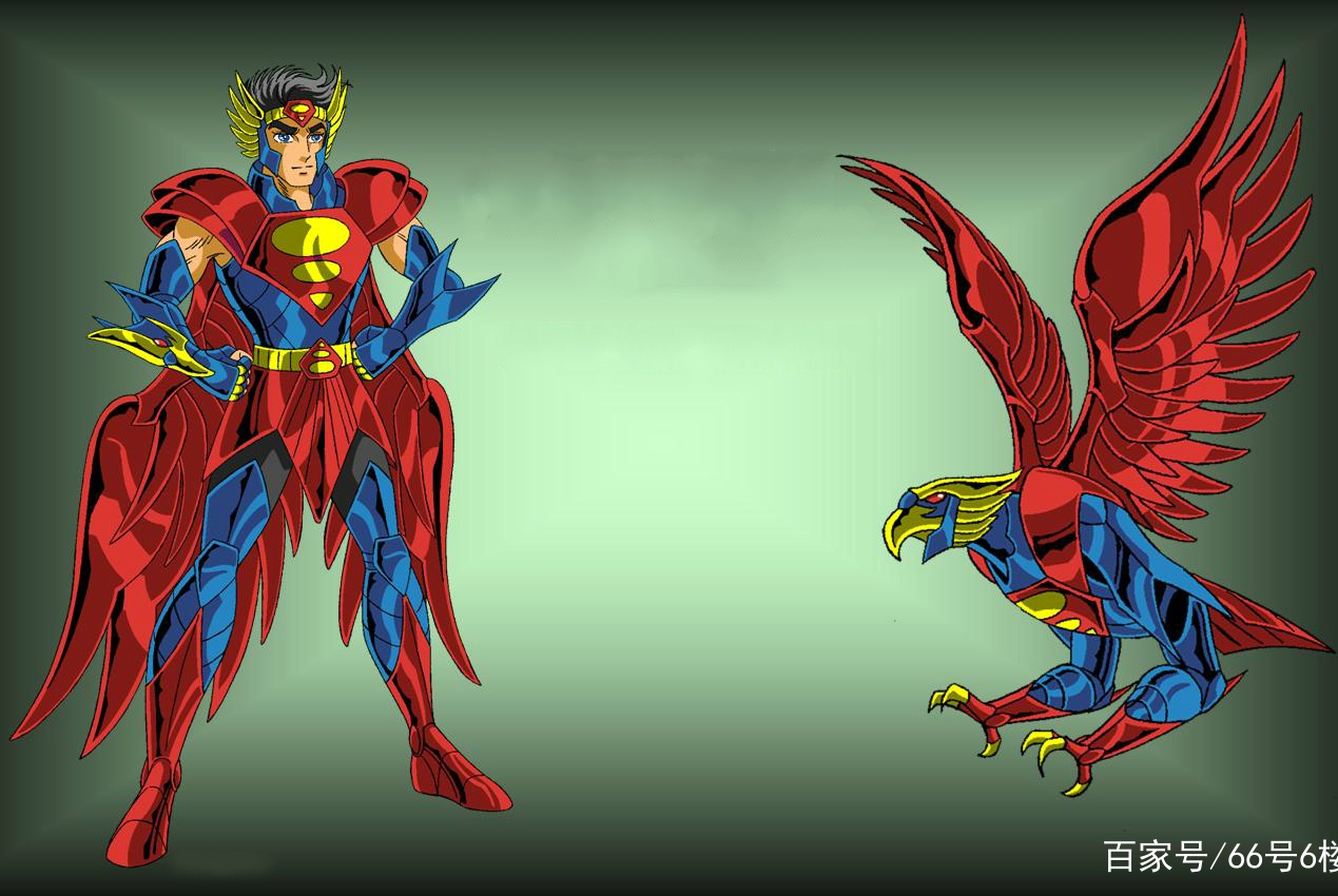 漫威DC超级英雄变身成为圣斗士,这想法太有创意了