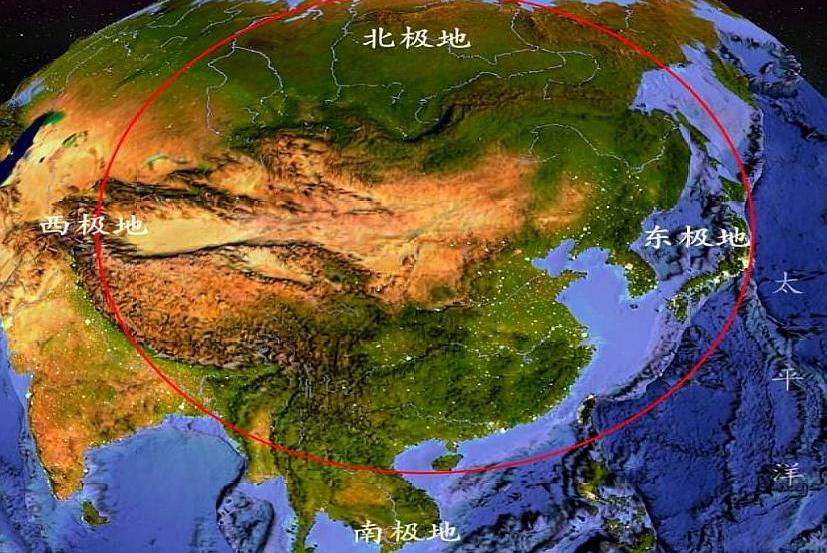 """""""普天之下,莫非王土"""",古代中国哪里来的这么大的自信?"""