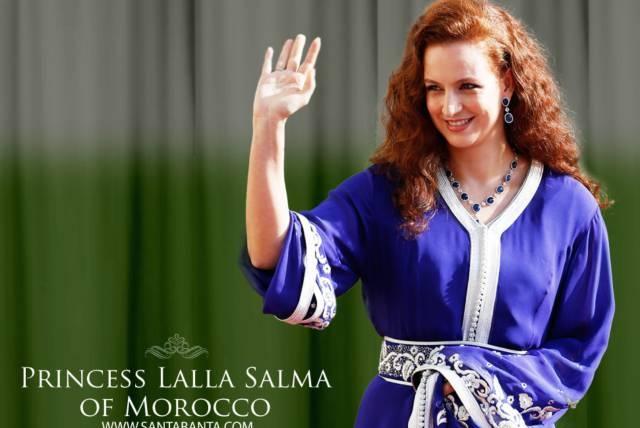 那个美得发光,让摩洛哥废除一夫多妻制的平民王妃,离婚了吗?
