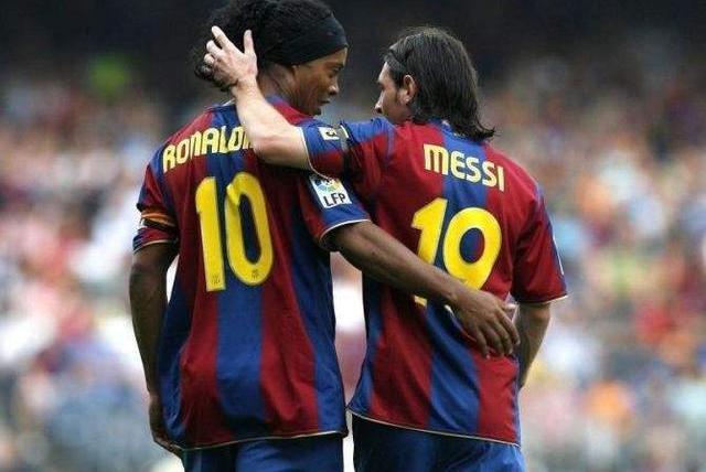 谁是巴萨的未来?梅西退役后,谁最有资格穿巴萨10号球衣?