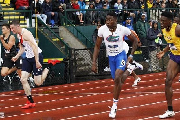 美国田径又一巨人,60米栏7秒35夺冠,下一个突破或许会是他