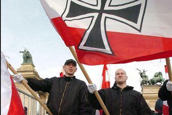 70年高压之下,德国纳粹居然还能死灰复燃,惊呆的我看向隔壁!