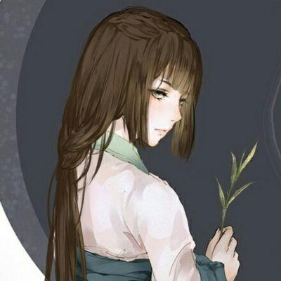 超美古风二次元小仙女头像,有种相思叫一往情深!