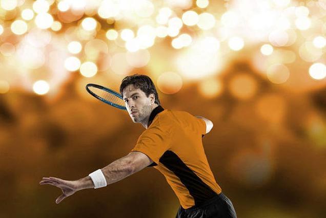 网球丨世界上最孤独的运动