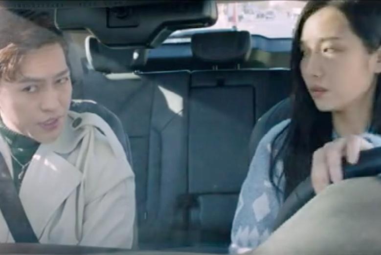 让一个副驾老司机闭嘴的最佳方式!