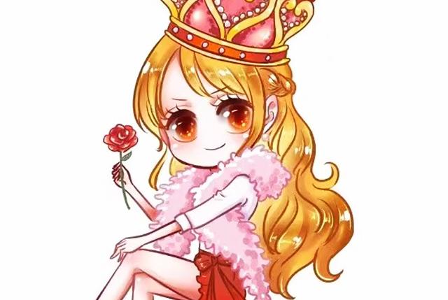 海贼王:画师笔下的百变娜美,穿啥都非常有气质,不愧是换装女王