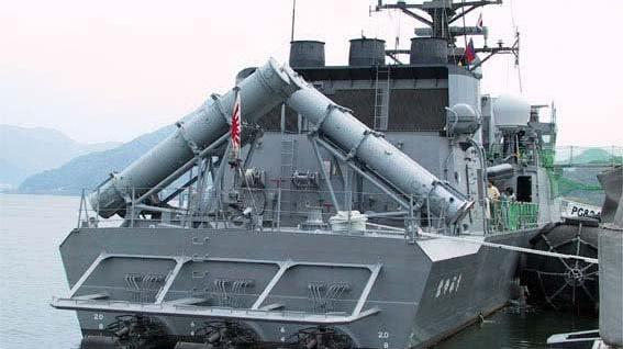 隐身舰搜寻隐身机,日本F35战机搜救现场,这艘海自小快艇出名了