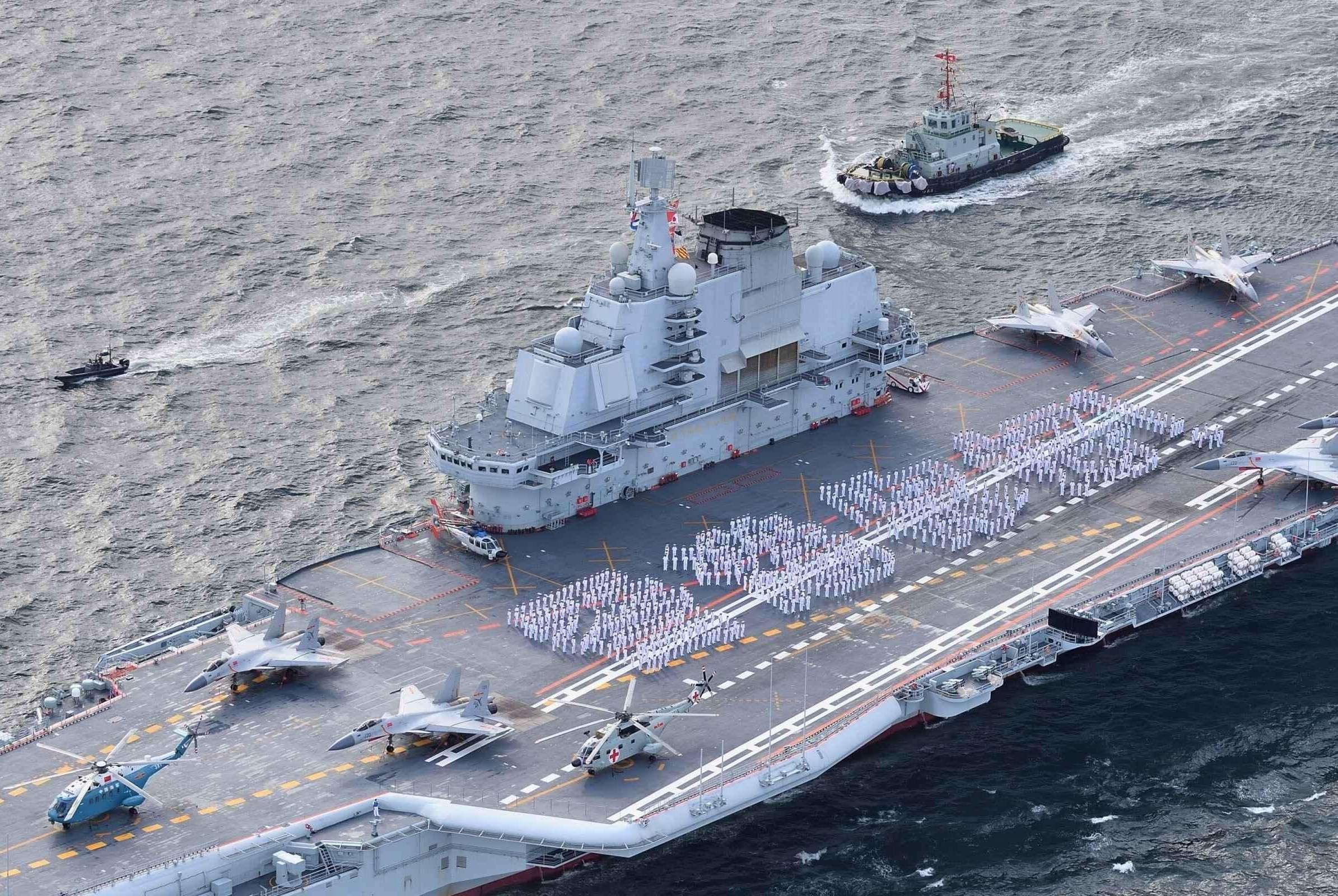 这一天终于到来!002巨舰完成第五次海试,有望赶上海上阅兵