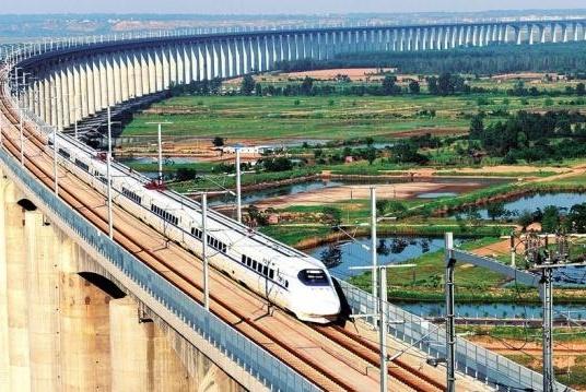 安徽正在建设新高铁,连接三省,途经7个站台,有你家乡吗?