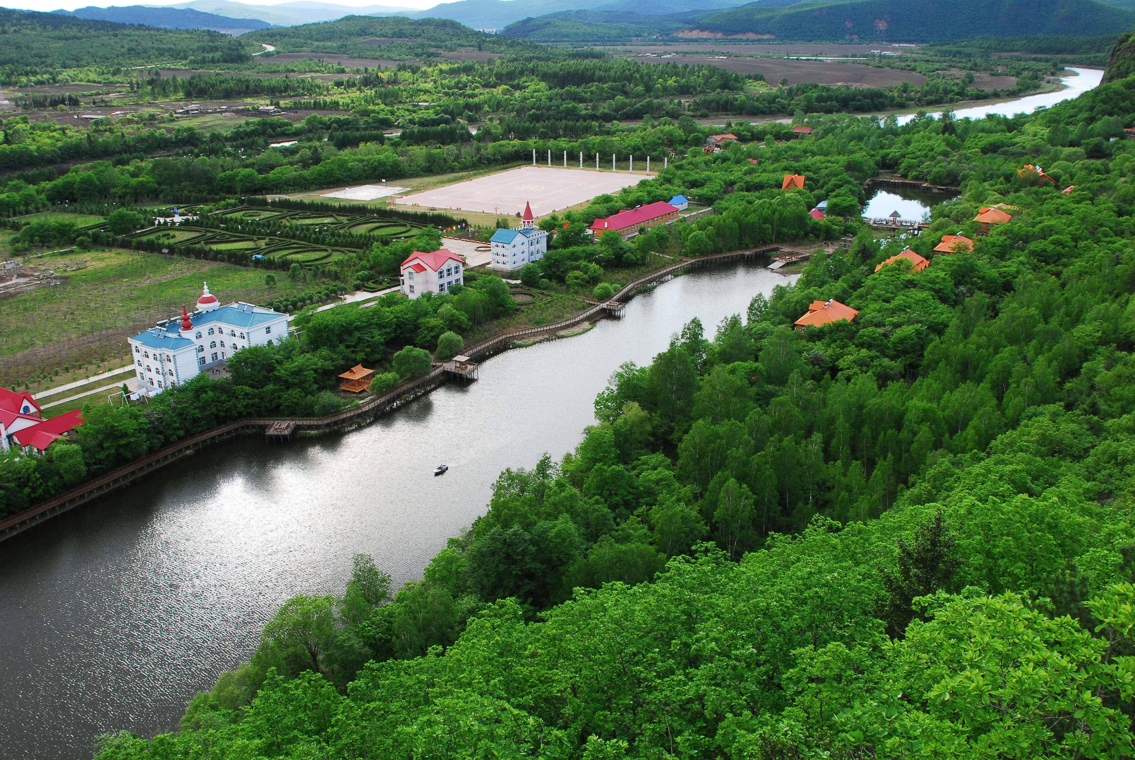 黑龙江省内的伊春,牡丹江和五大连池,哪里风景更让人