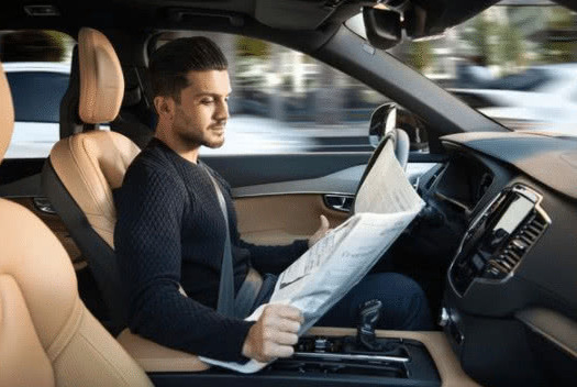 """喝酒之后用""""自动驾驶""""开车回家算酒驾吗?交警:我最后再说一次"""