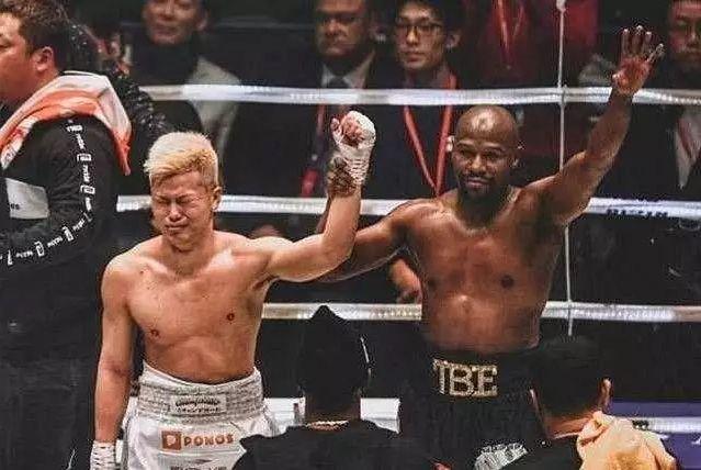 痛负梅威瑟后,日本格斗神童竟又要对战帕奎奥?