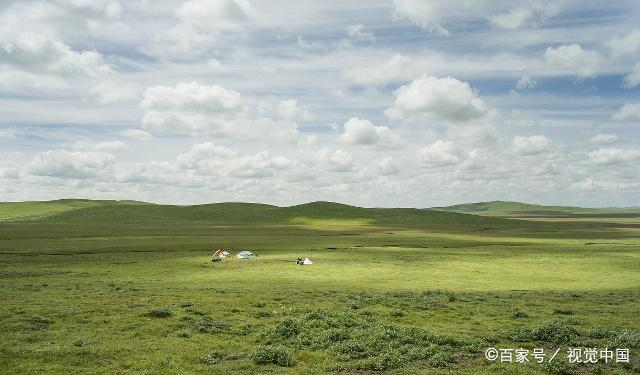呼伦贝尔草原自驾游不可错过的景点之——天边草原乌拉盖草原
