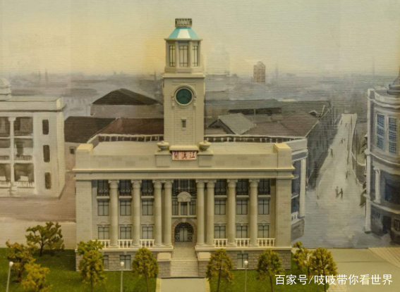 武汉旅游景点简介:夜市街是武汉最有名的广场团吉庆一大美食附近图片