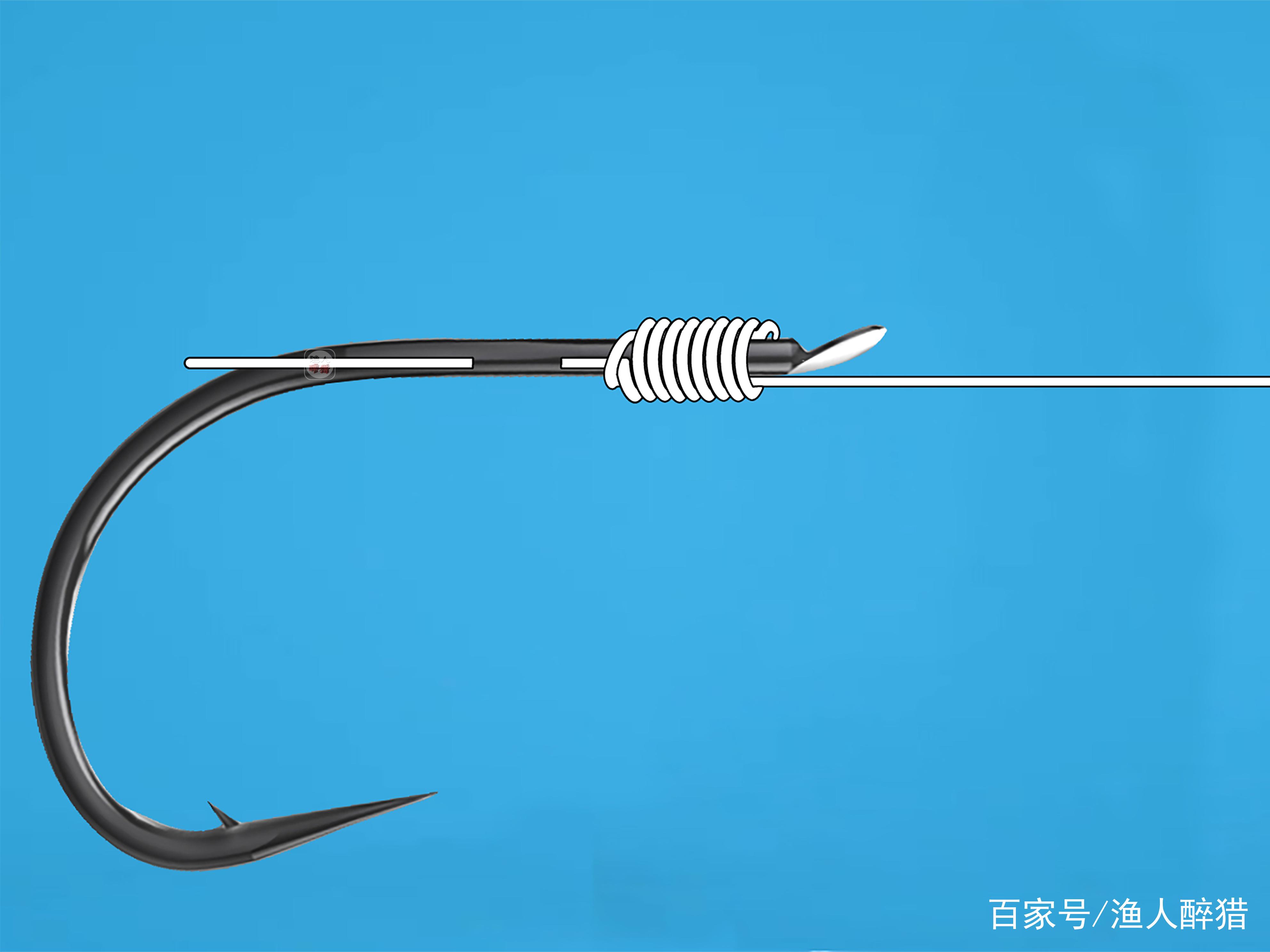 的方法_钓鱼的多种绑钩方法(1),高清图解通俗易懂