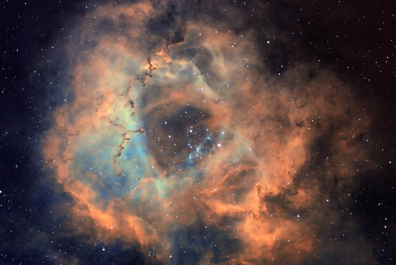 银河系全貌图怎么拍出来的?原来这么多年都误解了