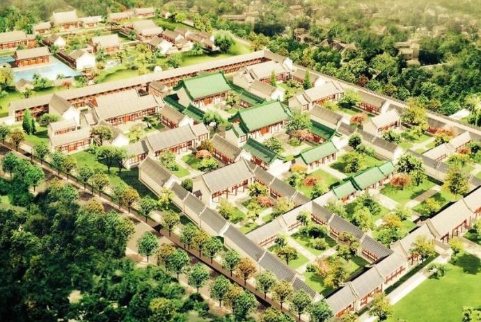 """北京""""最奢华""""的王府,规模庞大,有一处还是仿建故宫的寿宁宫"""