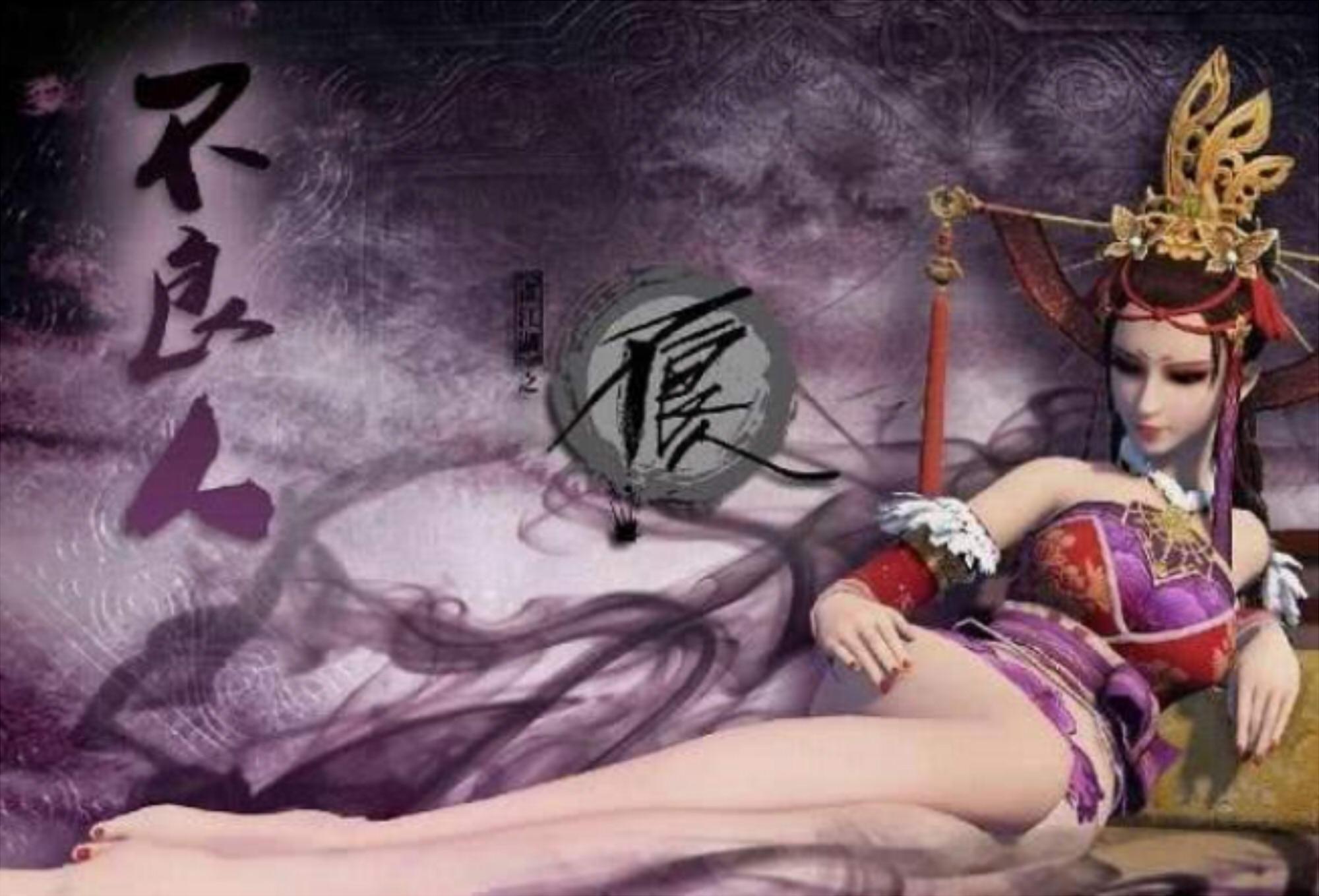 《画江湖》中的女帝,和主角有着说不清的关系.