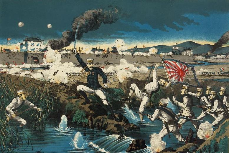 近代史上最强的汉奸队伍:与侵华的八国联军配合默契,猛攻北京城