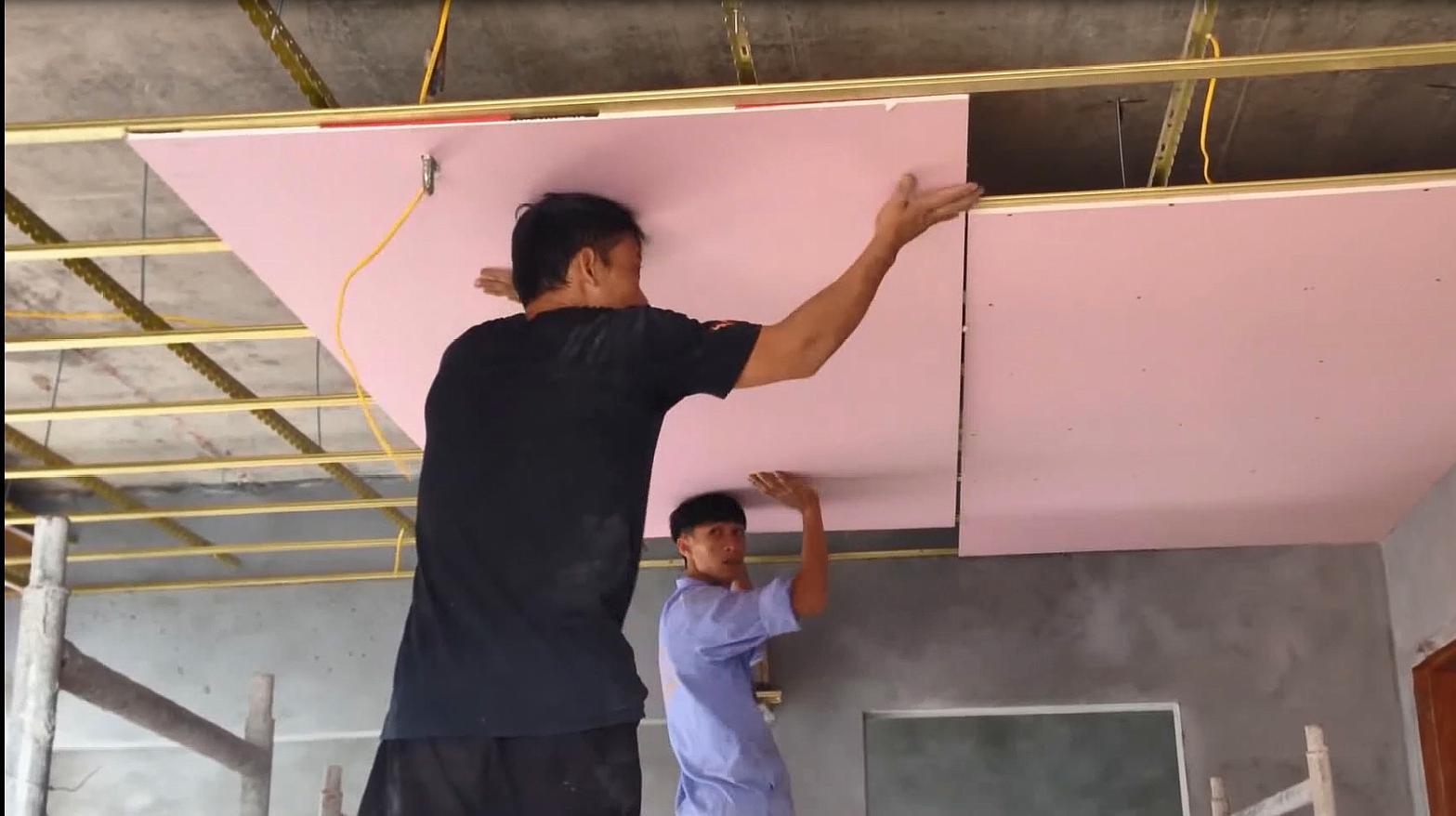 这才是正确的室内吊顶方法,装修新房需要吊顶的一起来看看