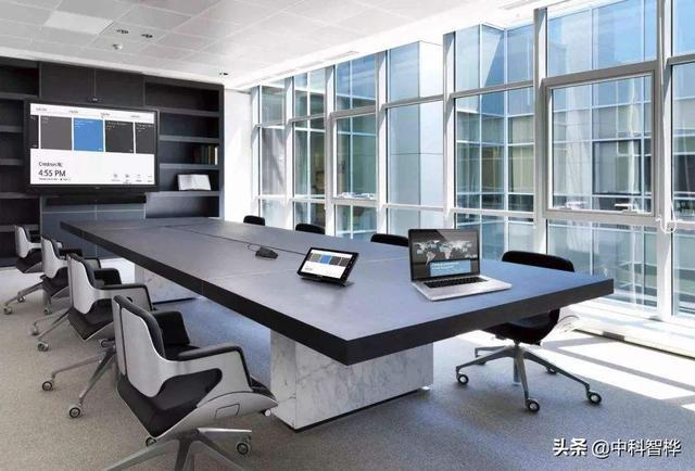 物联网技术为企业量身打造智能办公空间