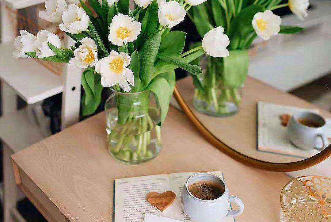 适合发朋友圈的早安心语,句句暖心,值得分享!