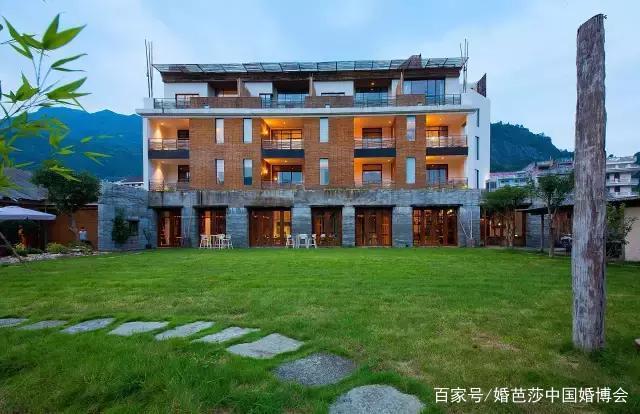 中国最美的100家民宿院子 看看你城市有几家(一) 推荐 第97张