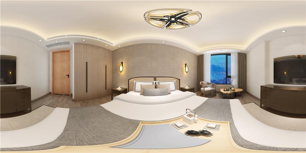 欧式风格客厅装修效果图 对于卧室来说,我们家家户户生活中最不能少
