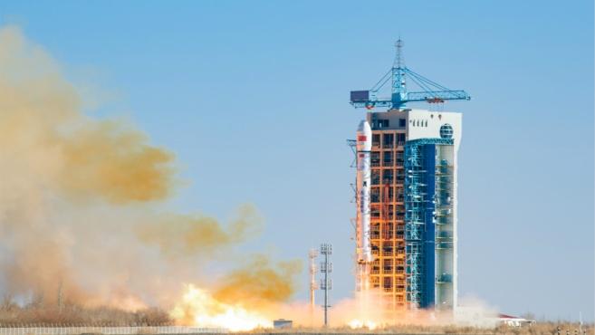 一箭七星送云海二号上天 中国航天2018发射圆满收官