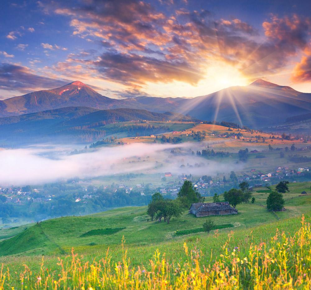 杨万里的这首赞美田园风光的小诗,写得非常的唯美,很是值得一读