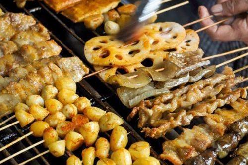 """烧烤界的5大""""扛把子"""",烤鱼都没上榜,老板:夏天,每桌必点!"""
