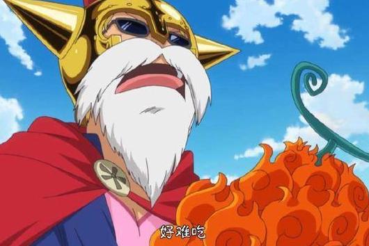 海贼王:如果没有萨博,竟然是它吃掉烧烧果实,索隆表示很无奈