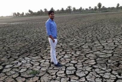 环保不能光动嘴 印度26岁工程师凭借双手拯救10个湖泊