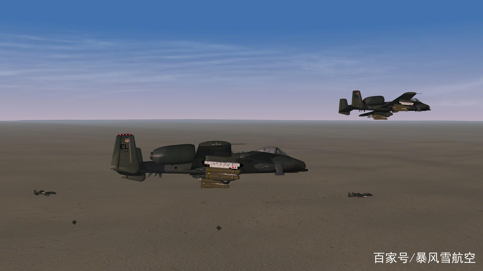 99A都要避其锋芒,A10攻击机缘何让坦克胆寒
