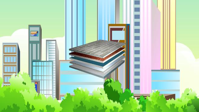 外墙保温材料:用于建筑墙体的一类保温材料