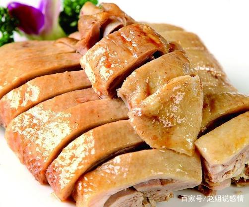 南京美食广场:南京盐水鸭,你有吃过?特色环船美食图片