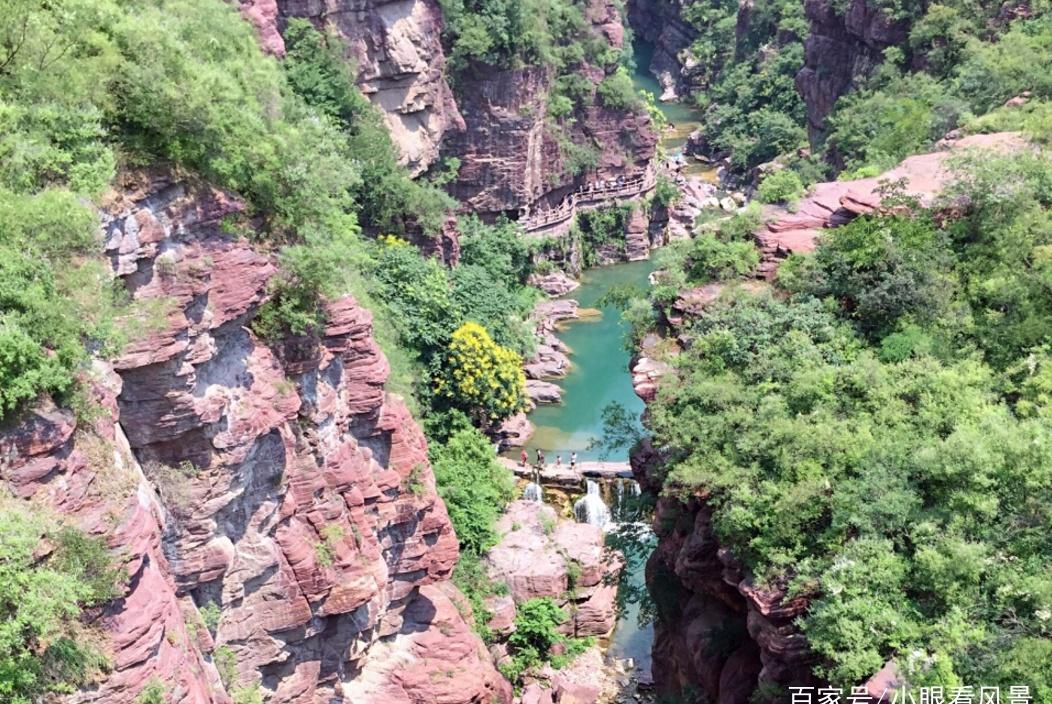 河南省最厚道的景区,门票180元,游客:这钱花的值