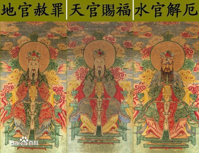 """七月十五中元节到了,聊聊中元节由来,并不是只有""""鬼节""""的含义"""