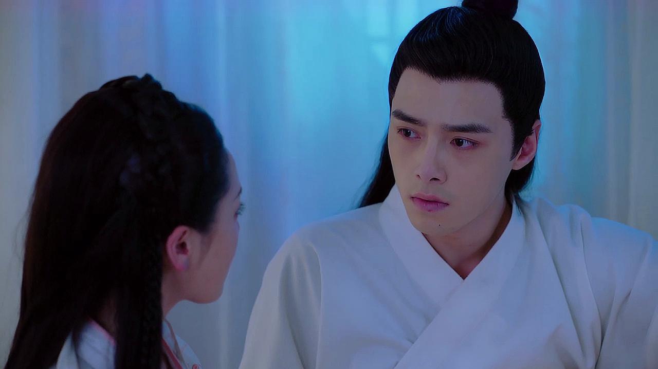 明月照我心:王妃心烦无法安睡,王爷趁机算账,直接吻上去扯平了
