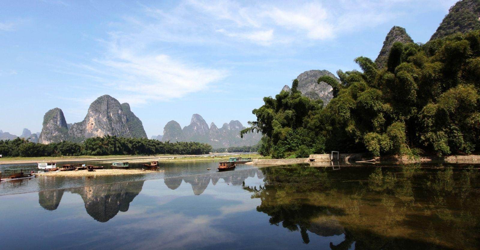 第一次去桂林不可错过的五个景点,不去会遗憾