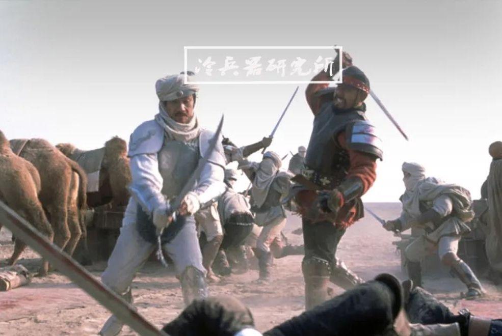 为什么东方军队喜欢用刀而西方骑士都用剑?