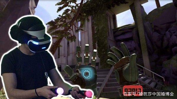 VR视频游戏营销偏重于消费者偏好