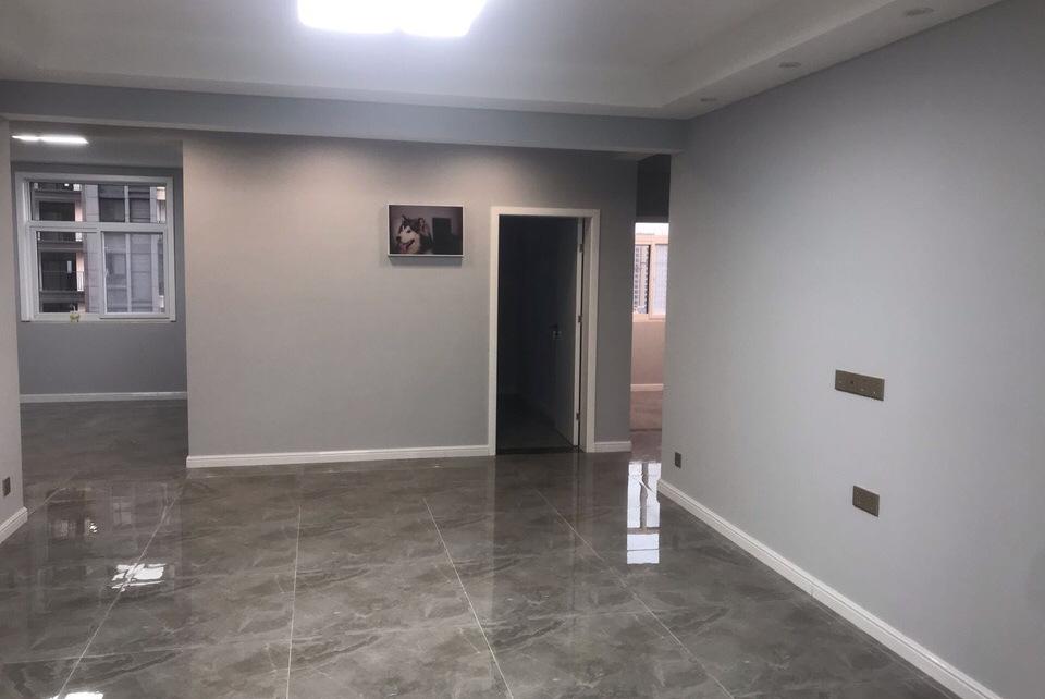 晒一晒晾着通风的新房,花了9W,全屋太漂亮了,入户鞋柜很喜欢