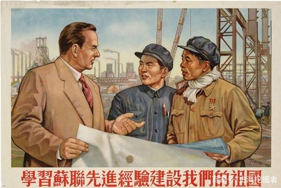 当年苏联援建中国的156个工业项目,可以说是空前绝后