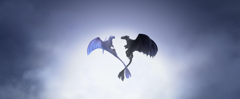 《驯龙高手3》这个分离的结局既伤感又