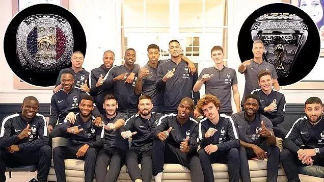 闪耀夺目,独一无二的世界杯冠军戒指诞生