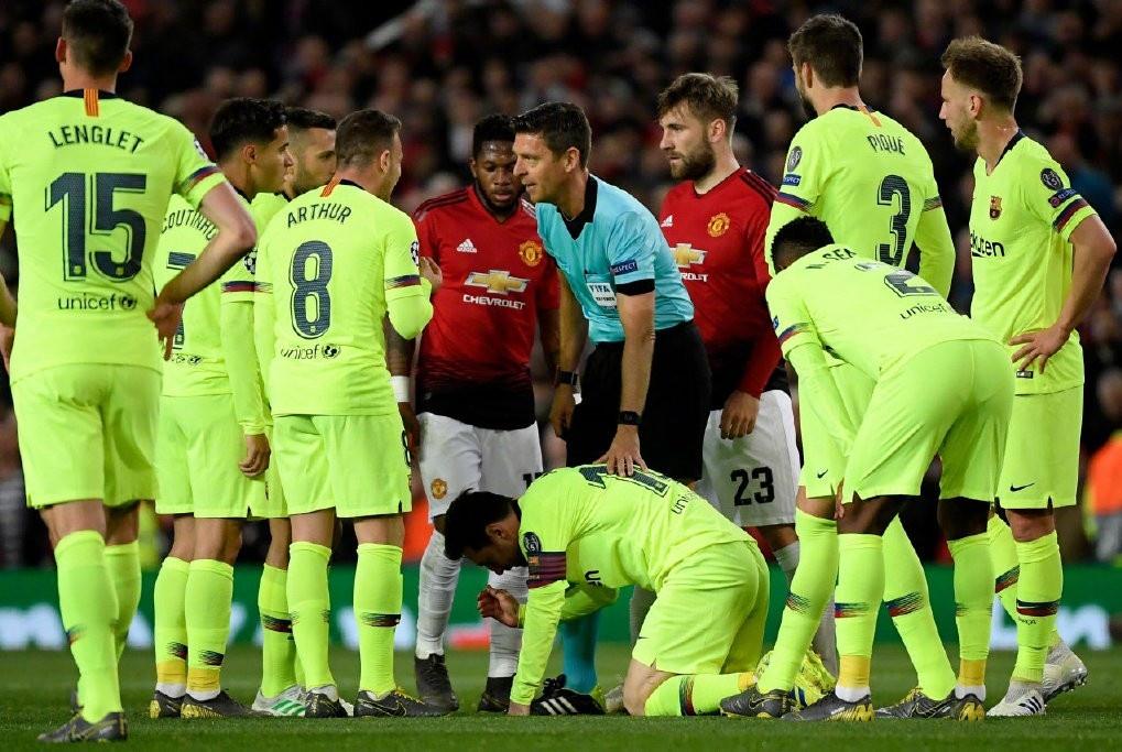 利好消息!队医确认梅西的伤势无大碍,可以出战下一场比赛