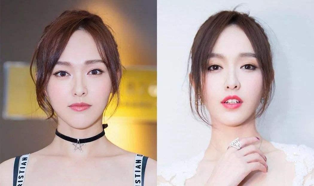 女人刘海别乱剪,根据脸型来决定才好看,选对了给颜值图片
