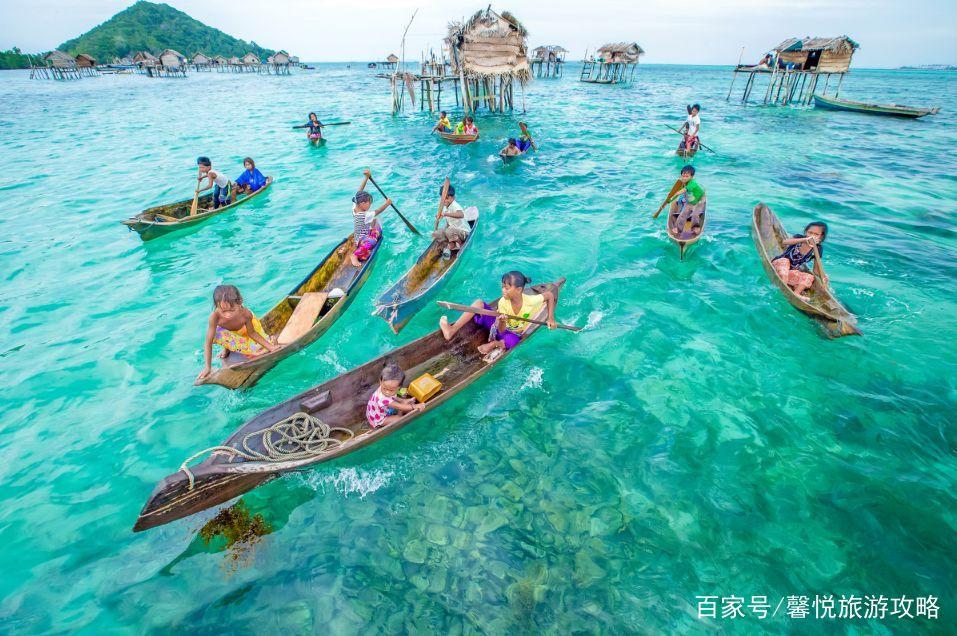 这里海水清澈,没有普吉岛的喧哗,没有巴厘岛的奢华,也没有马尔代夫的