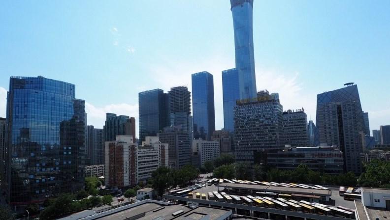 世界排名前八的高楼,有五个在我国,最后一个是著名的观光胜地!